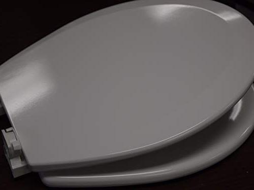 Bemis 000 Round Easy Clean Hinge, White
