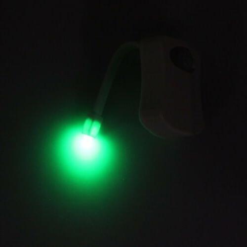 8 Toilet Sensor Glow Seat