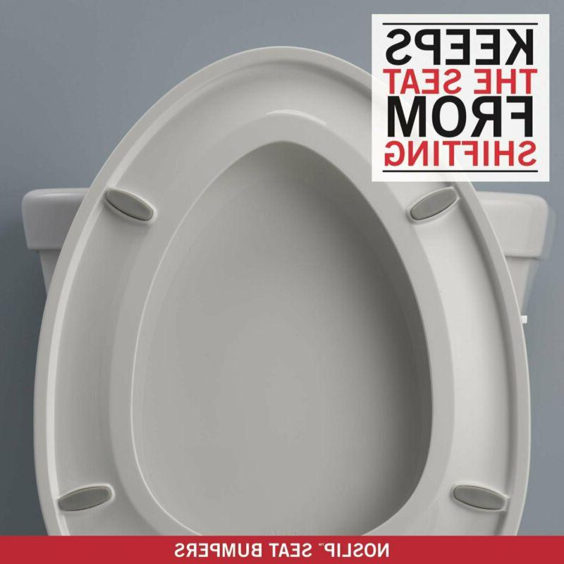 Delta Faucet Round Front Toilet Seat with
