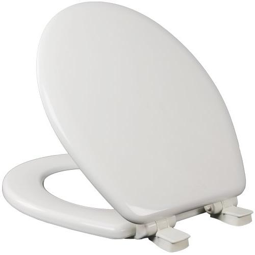 Mayfair Slow Toilet Seat Removable Potty Insert, White, 000/883SLOWA