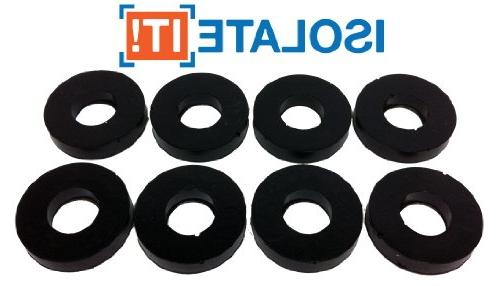Isolate It: Sorbothane Vibration Isolation Washer 50 Duro wi
