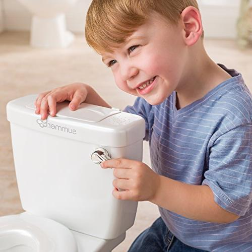Summer Potty for Girls - with Sounds and