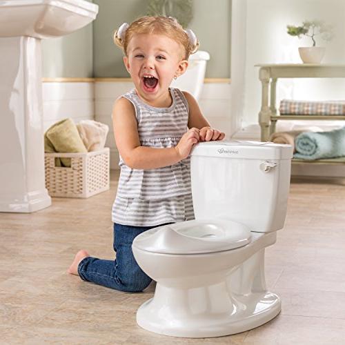 Potty - for Toddler Boys & Girls - with Flushing Sounds Dispenser