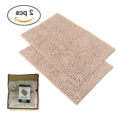 absorbent chenille fabric microfiber bath