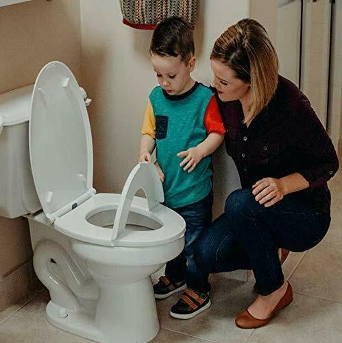 Adult Seat Converts to Child Size Potty NEW