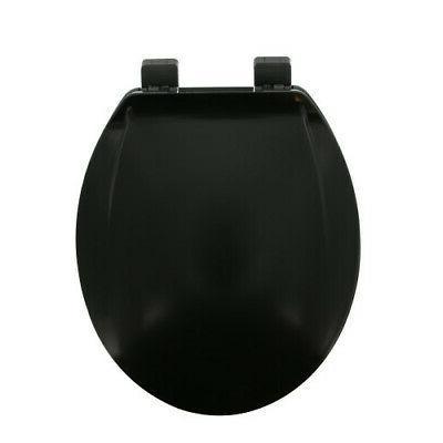 AquaPlumb Toilet Seat, Black