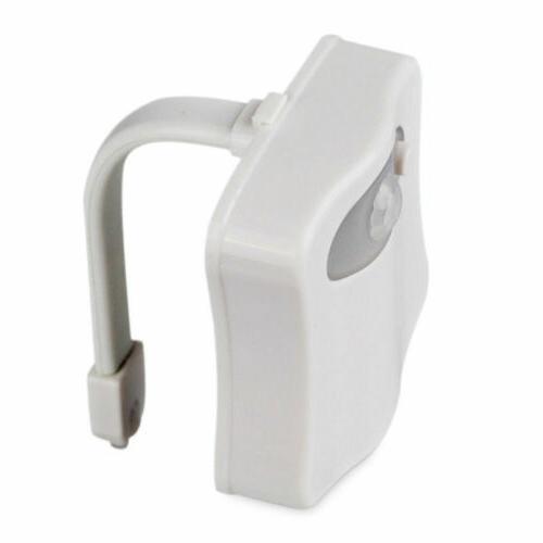 Automatic Toilet Sensor Glow Seat