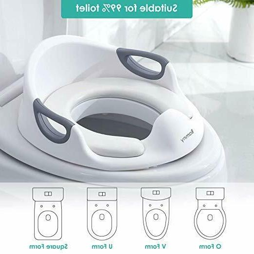 Bamny Potty Seat, Toilet Trainer Toddlers
