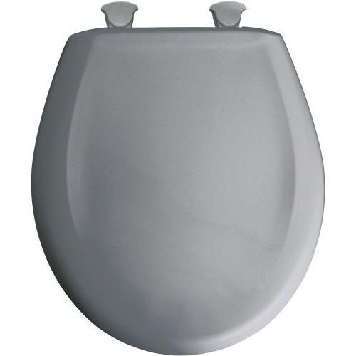 Brilliant Bemia Bemis 200Slowt 032 Whisper Close Round Closed Front Machost Co Dining Chair Design Ideas Machostcouk
