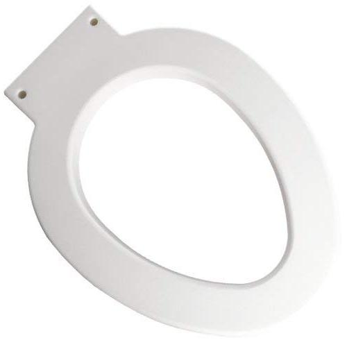 Bemis Medic-Aid 4-Inch Seat Lift Spacer, Elongated, White, 000