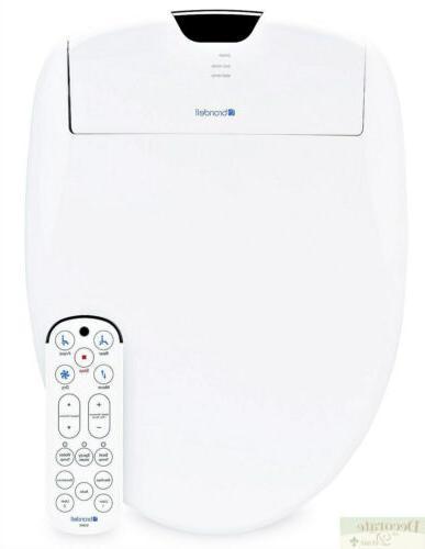 bidet elongated swash 1400 toilet seat remote