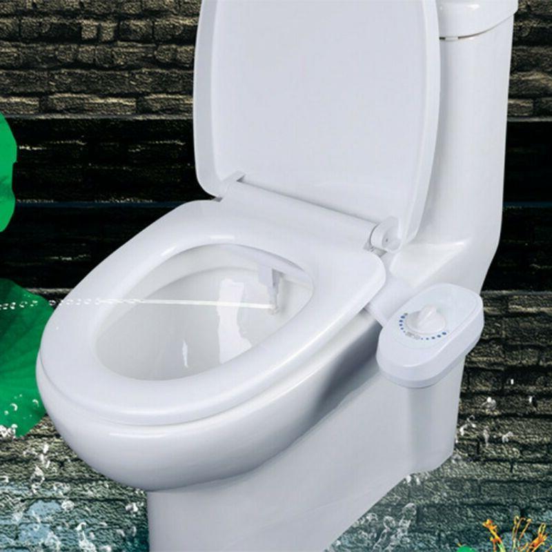 Mechanical Bidet Toilet Seat Attachment Non-Electric HOT