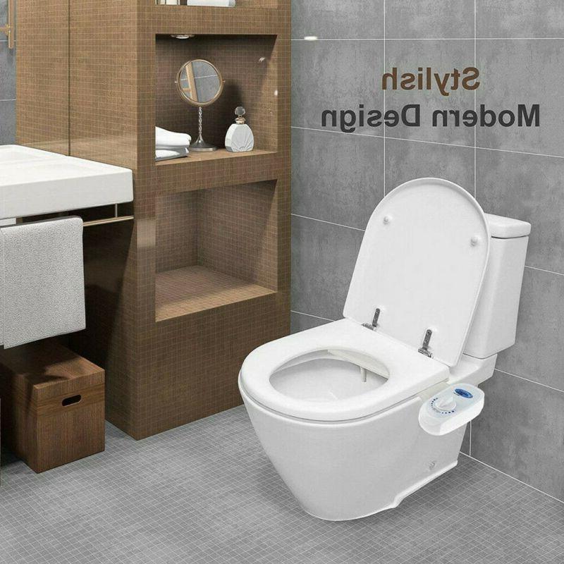 Bidet Water Spray Mechanical Bidet Toilet Attachment
