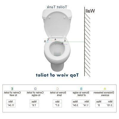 Bidet Toilet Seat Water Spray