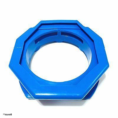 Blue Disc Skirt Foot Pad, G3