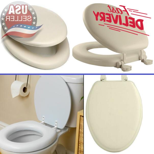 bone soft padded toilet seat premium cushioned