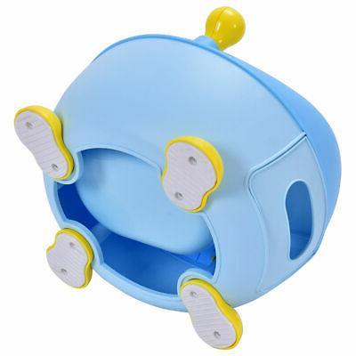 Children Toilet Training Blue