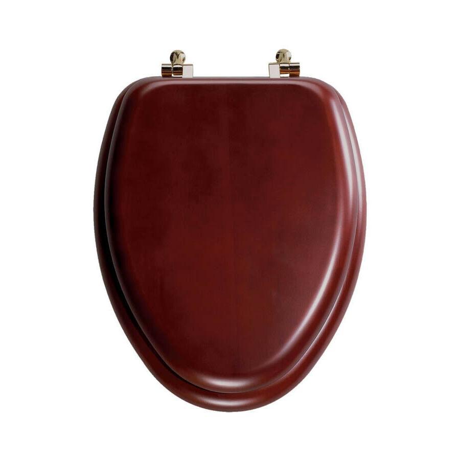 church bemis 19602br cherry toilet seat