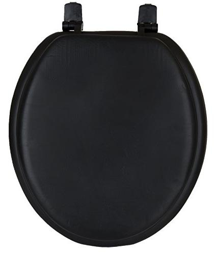 Ginsey Standard Seat with Plastic Black