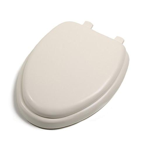 Deluxe Soft Cushion Toilet Seat