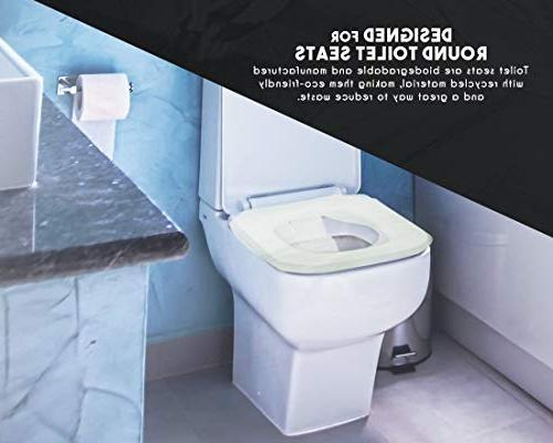 """Paper - Toilet Seat Cover - - Pack x 16""""H"""