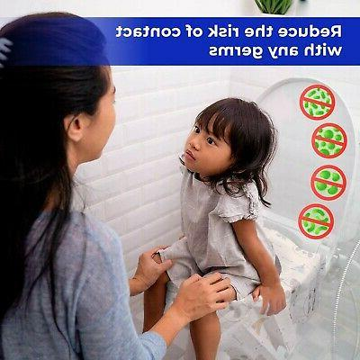 Disposable Toilet Seat for Potty Training Toddler Kids and