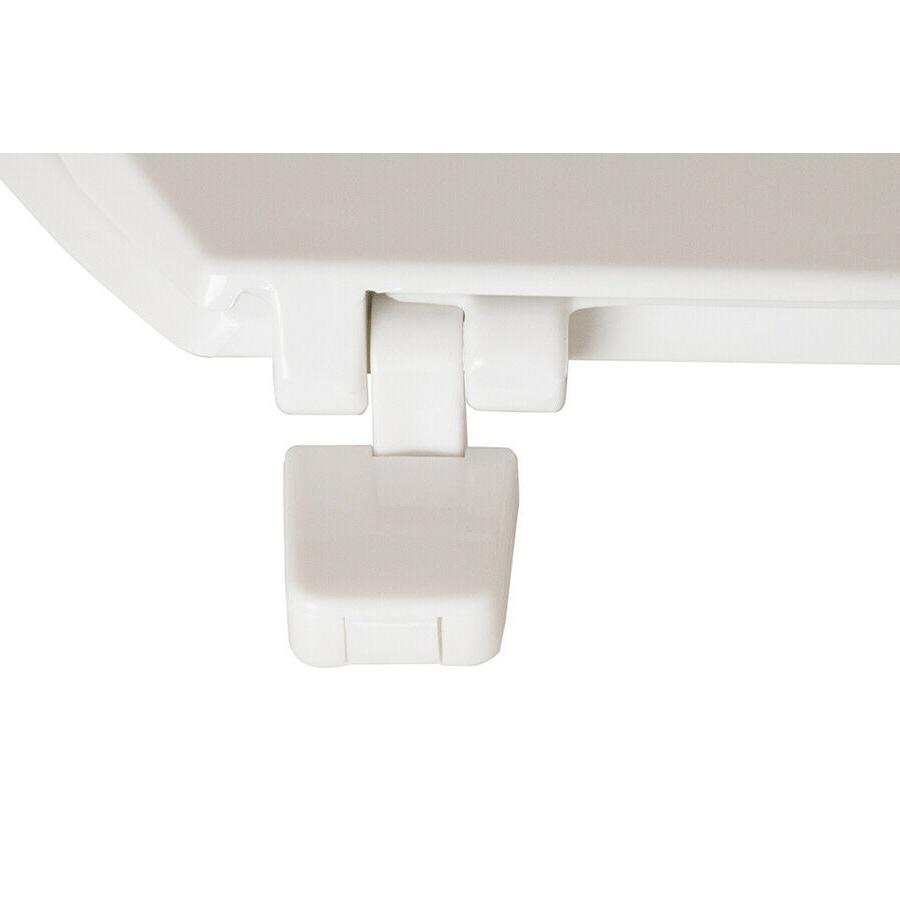 "Round Plastic Toilet Seat 16.5"" Installation"