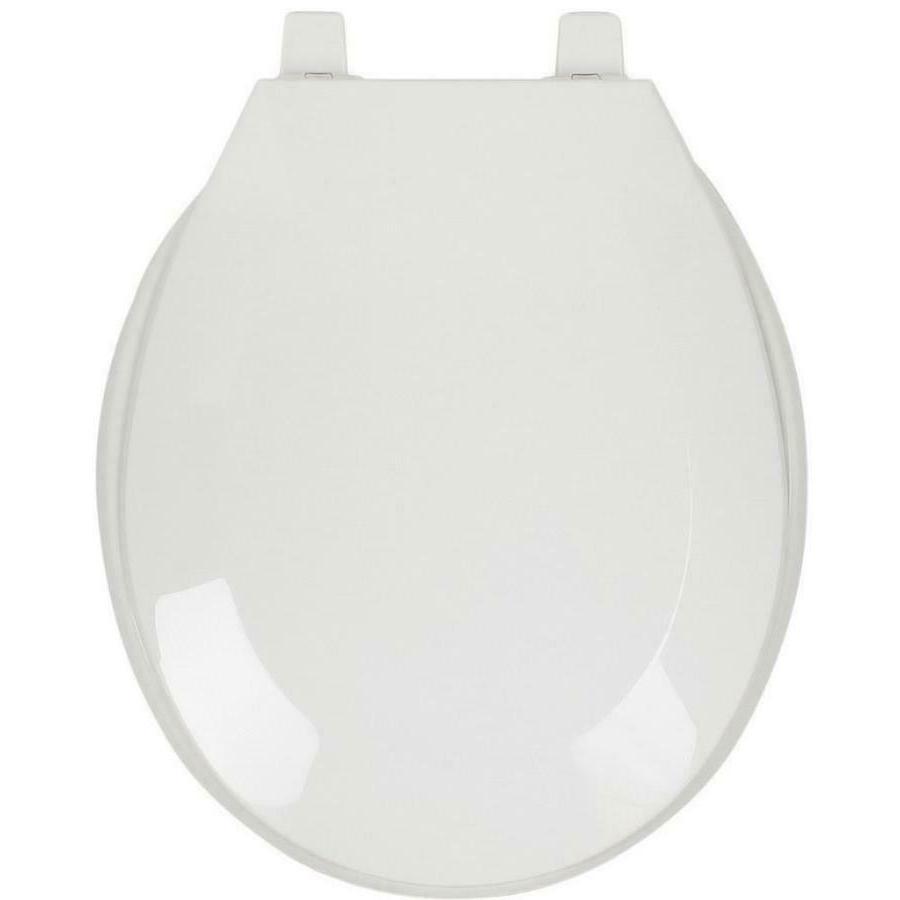 round plastic toilet seat 16 5 durable