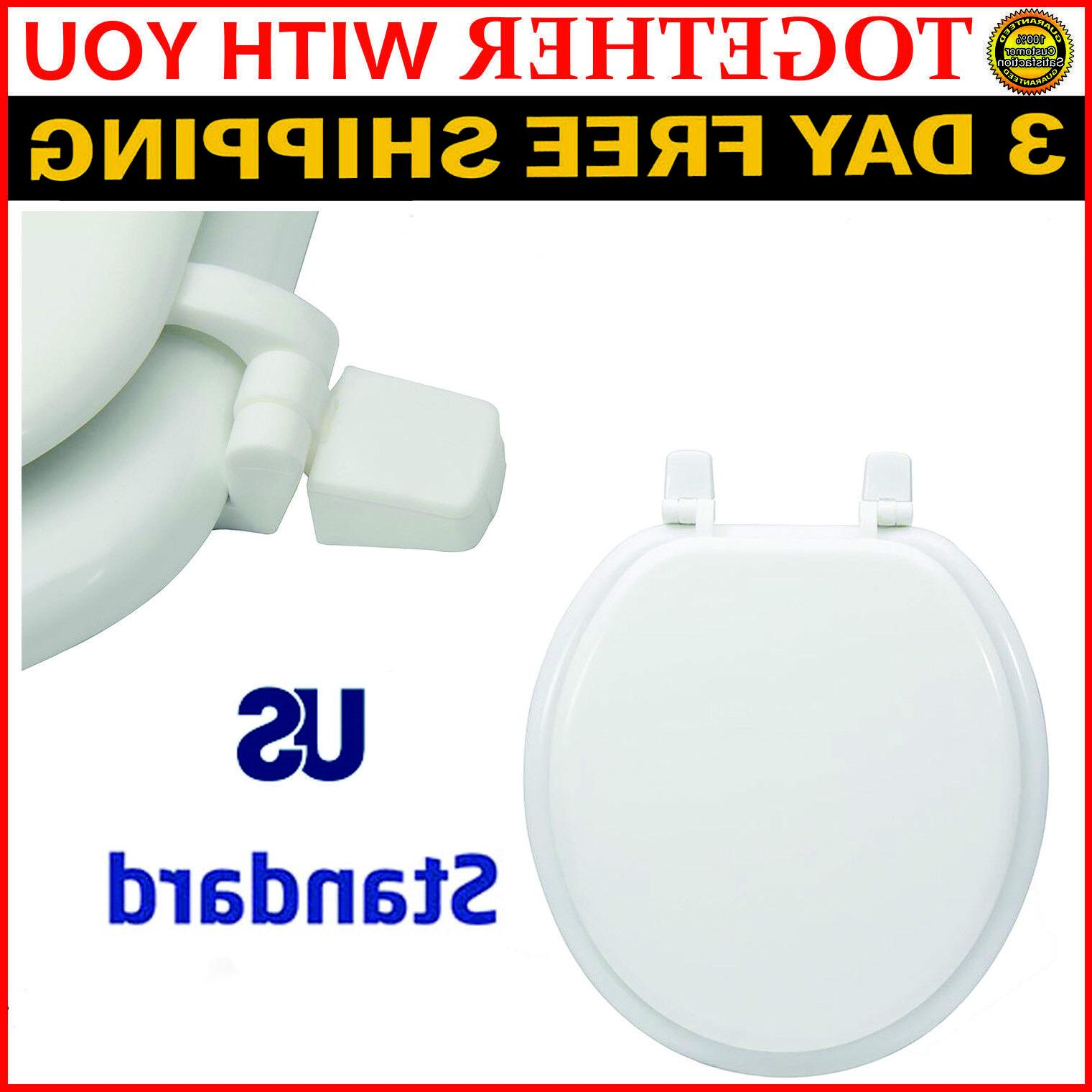 Durable Toilet Seat Bathroom US Standart Round Bowls