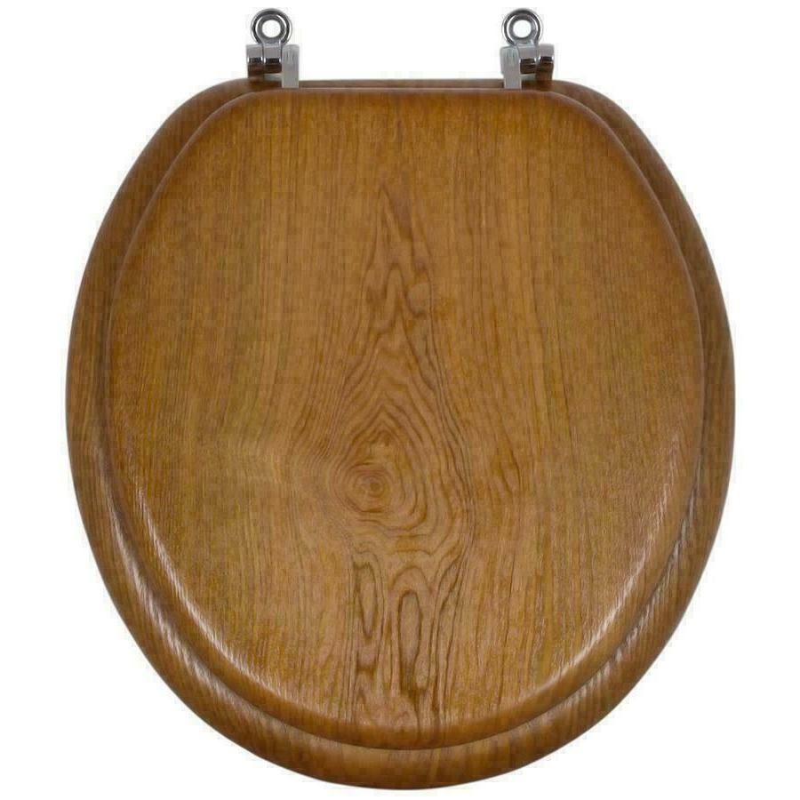Durable Round Seat Finish Closed Front WC