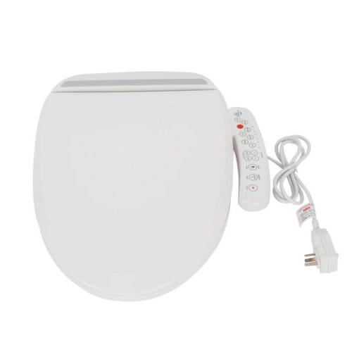 Electric Toilet Seat Elongated Control US