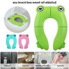 folding baby potty seat mat portable toilet