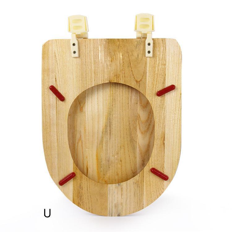 <font><b>Toilet</b></font> Cover Safety <font><b>Toilet</b></font> Wood Lid