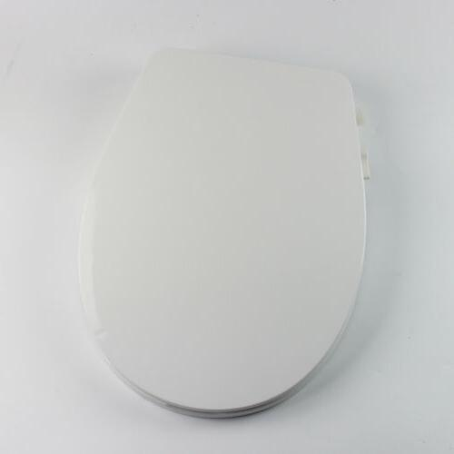 Dual Nozzle Bidet Toilet Seat Cleaning Non-Electric O-Shape