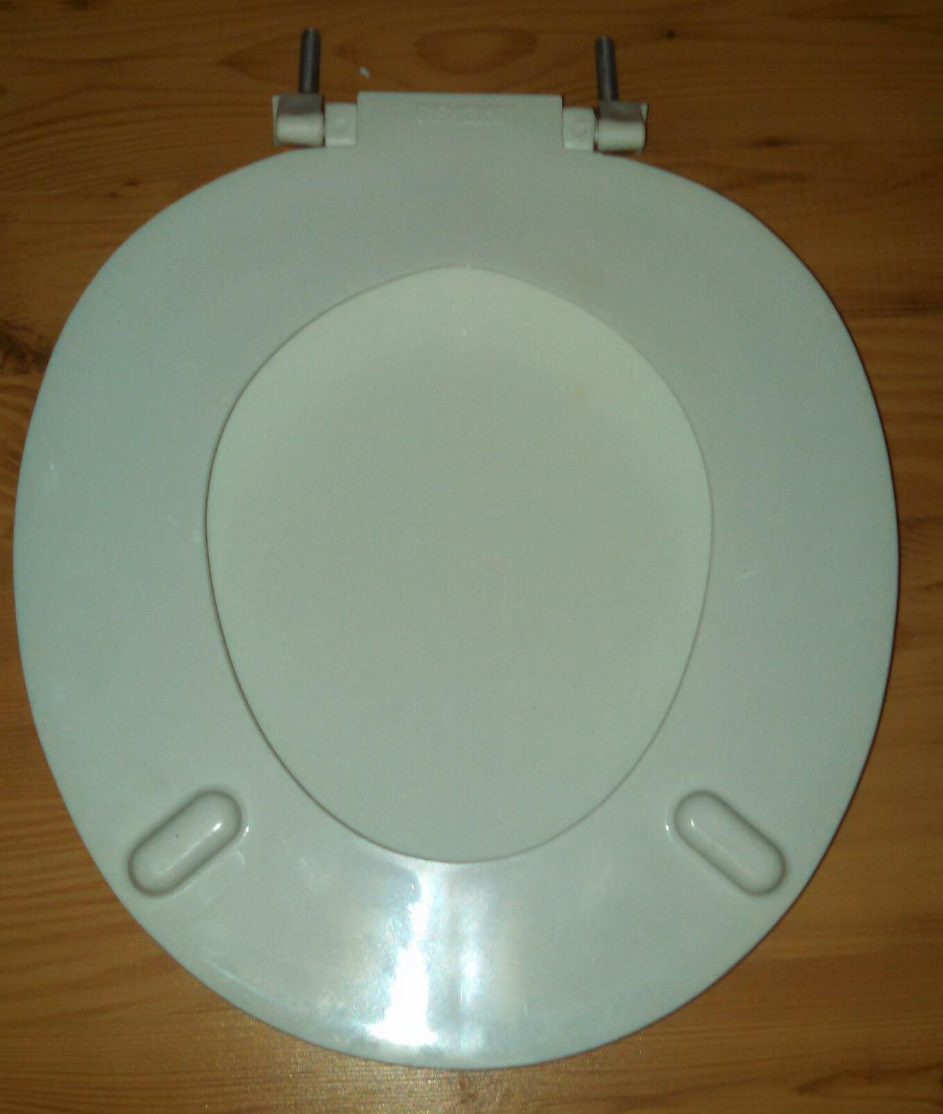 Beneke Plastic Round Front Toilet Seat - H -