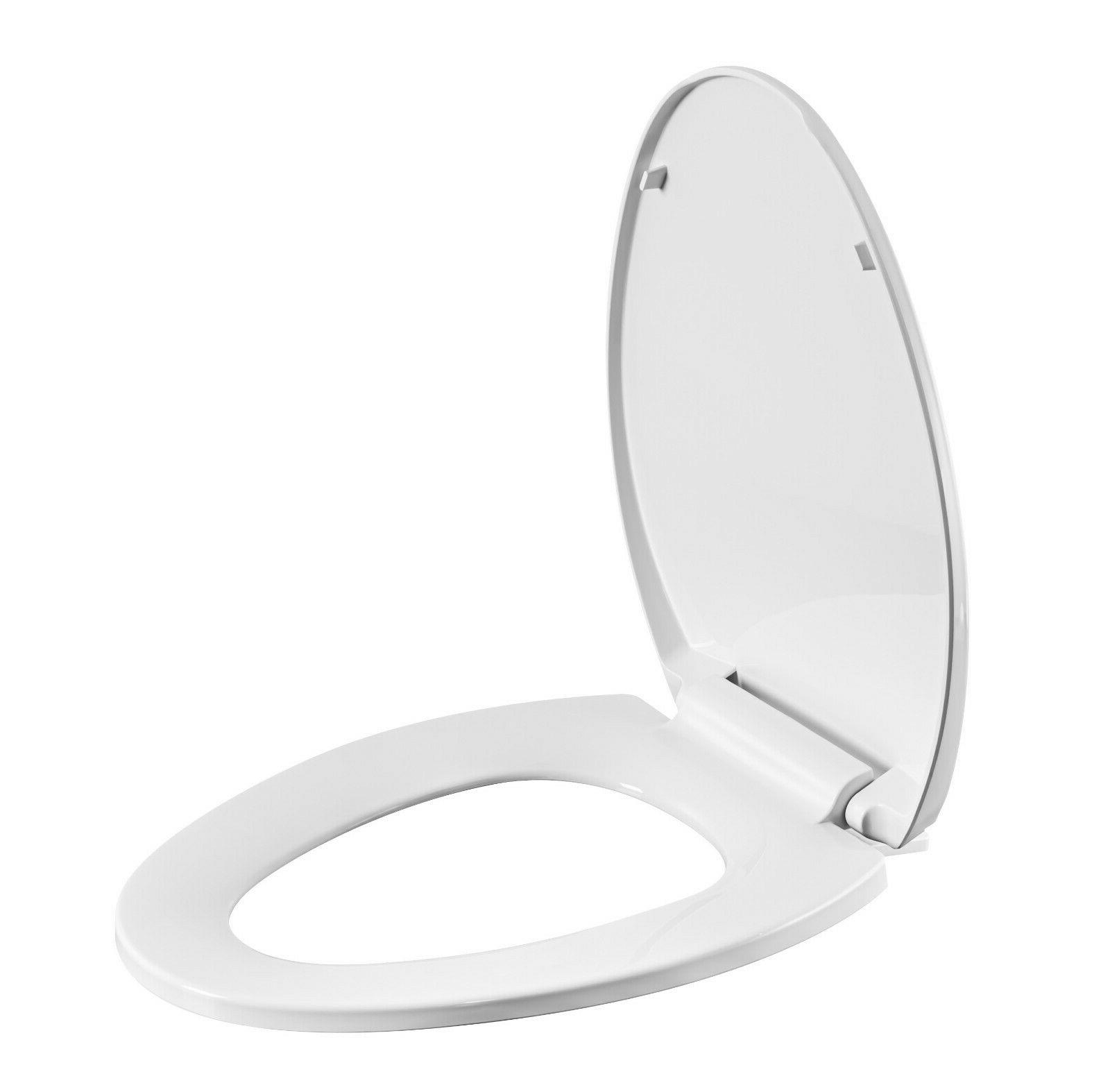 Winfield Toilet Seat Elongated, & Quick