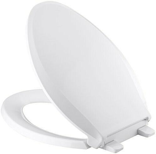 k 4636 0 cachet elongated white toilet