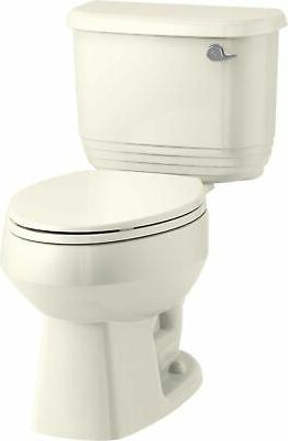 KOHLER K-4774-96 Brevia Toilet with Hinges and