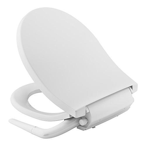 Kohler K 76923 0 Puretide Round Front Manual Bidet Toilet