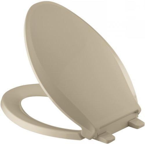 Groovy Kohler K 4636 33 Cachet Quiet Close With Grip Tight Bumpers Inzonedesignstudio Interior Chair Design Inzonedesignstudiocom