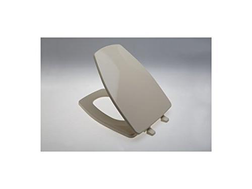 KOHLER K-1014072-24 Rochelle Toilet Seat, Espresso