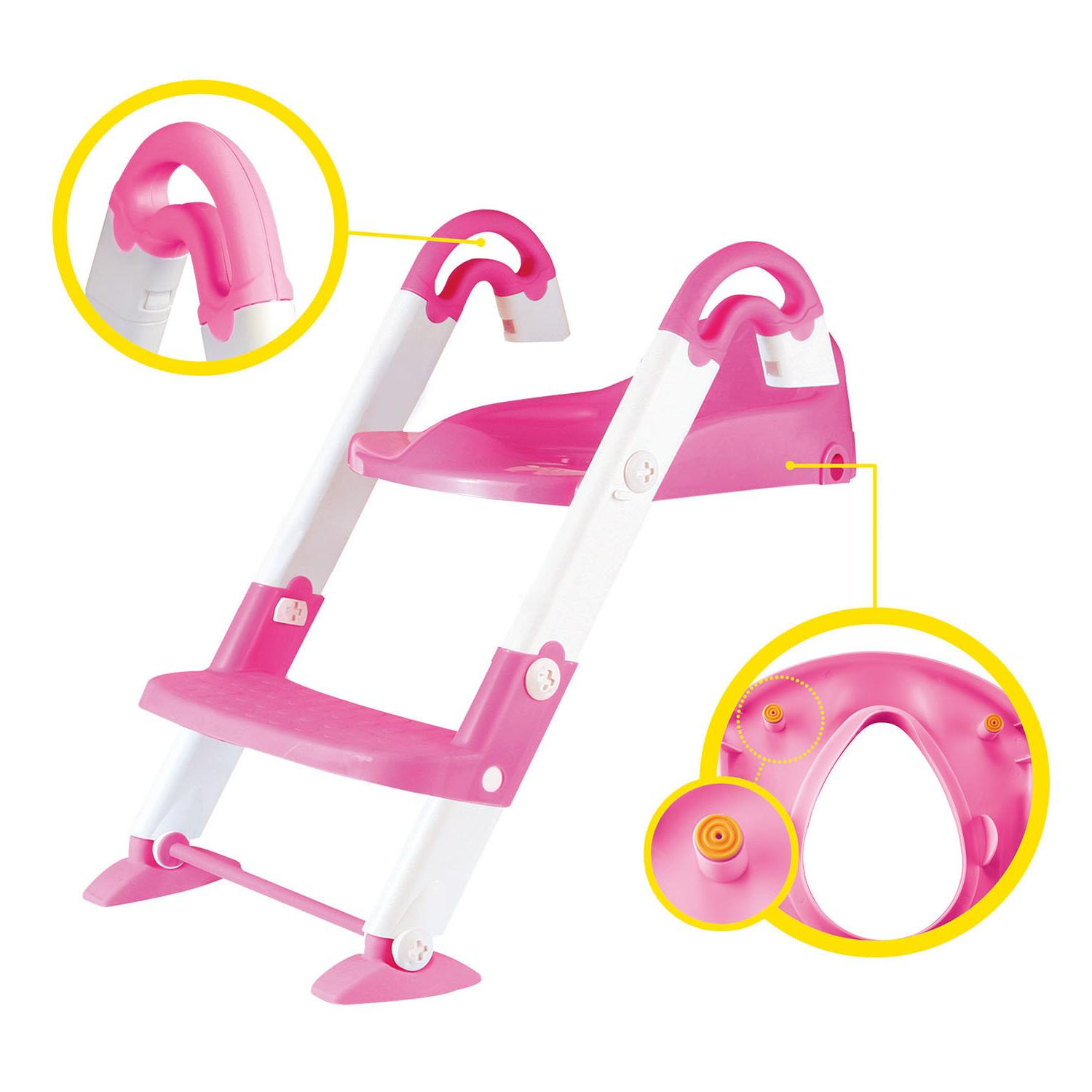 Kids Potty Seat with Stool Chair