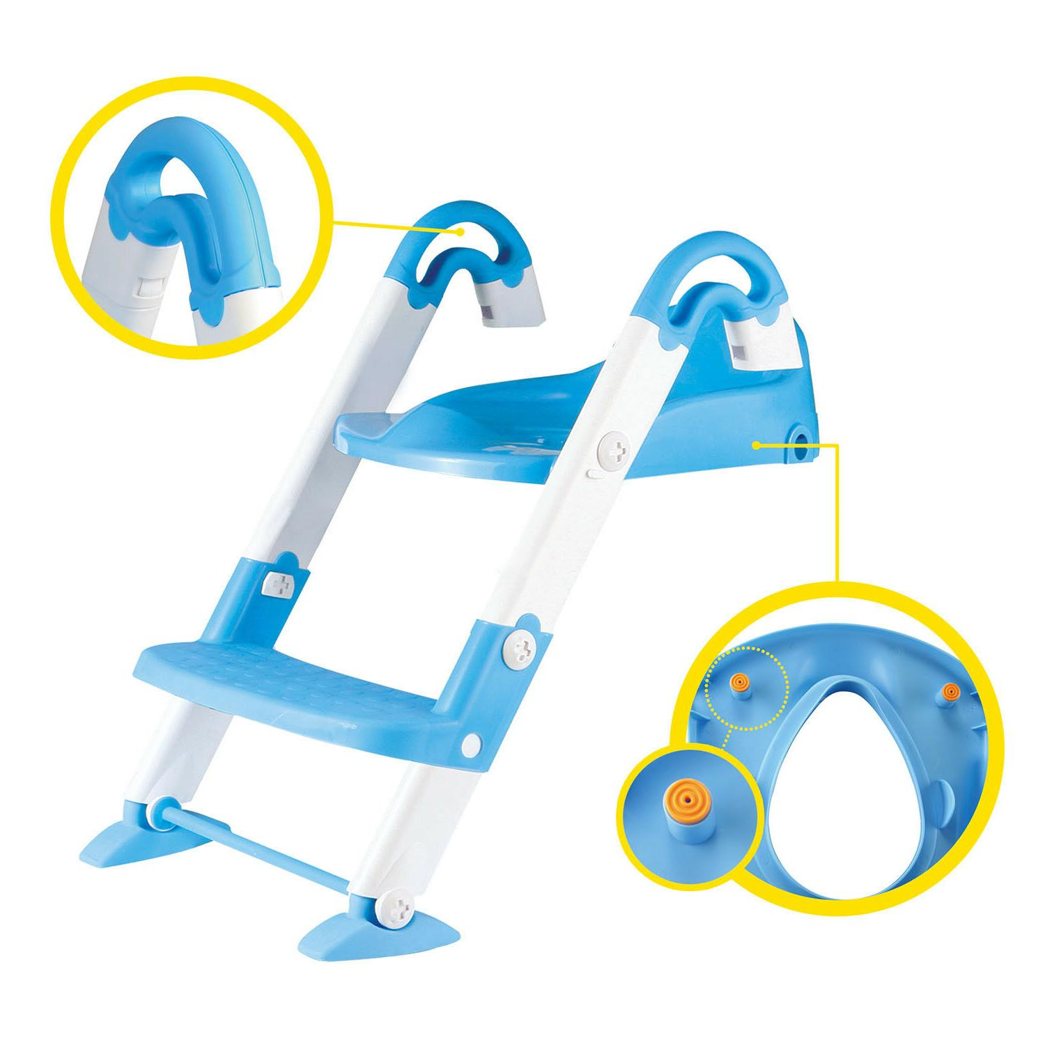 Kids Potty with Step for Toilet Chair