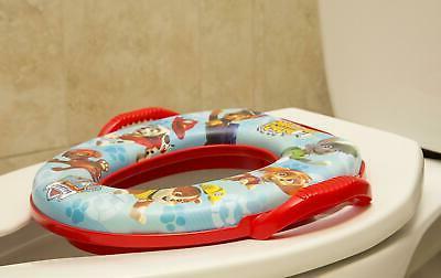 Kids Seat Padded Ring Toddler Boys Girls Handles