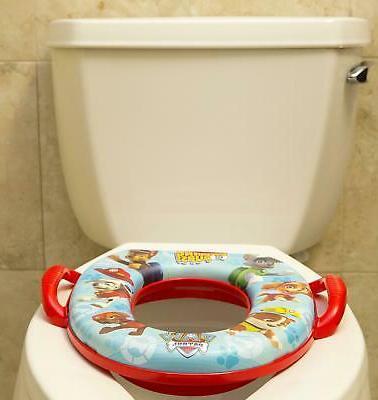 Kids Training Seat Soft Ring Toddler Boys Handles