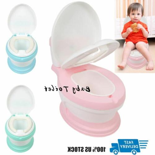 kids potty training toilet toddler boy girl