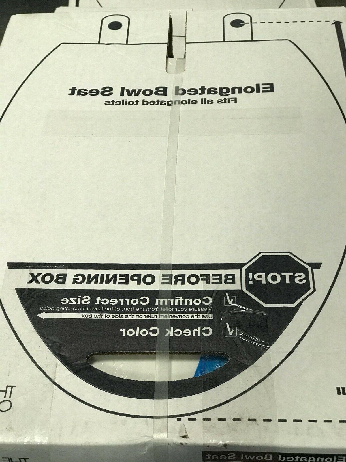 kohler elongated toilet bowl seat 20110 0
