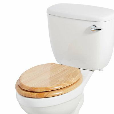 Signature Hardware Luxury Toilet Seat With Standard Hinges i