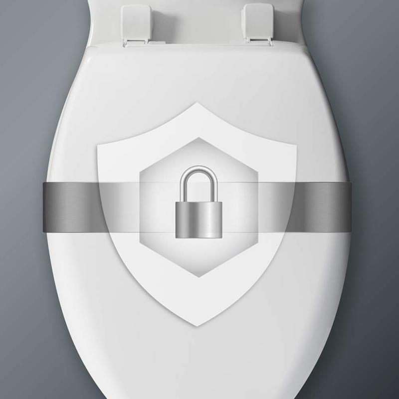 Bemis Toilet Close Slow Durable New