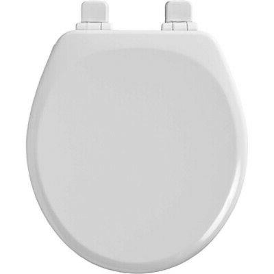 molded wood toilet seat featuring